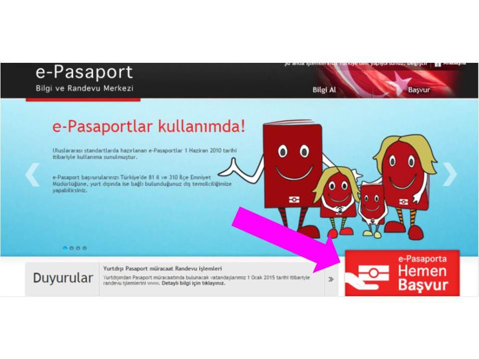 Pasaport 1