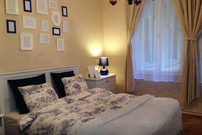 Görsel airbnb sitesinden alınmıştır. Budapeşte'de Peter'ın evi