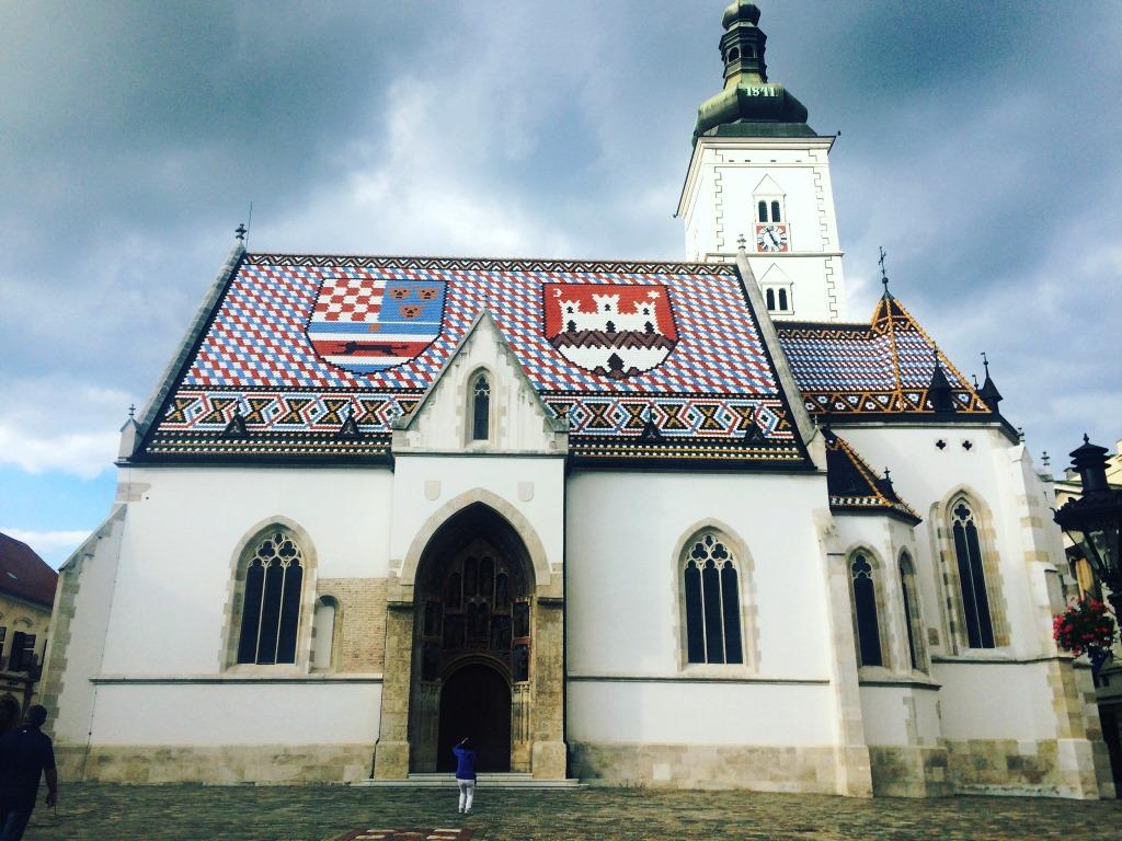 zagreb-kilise